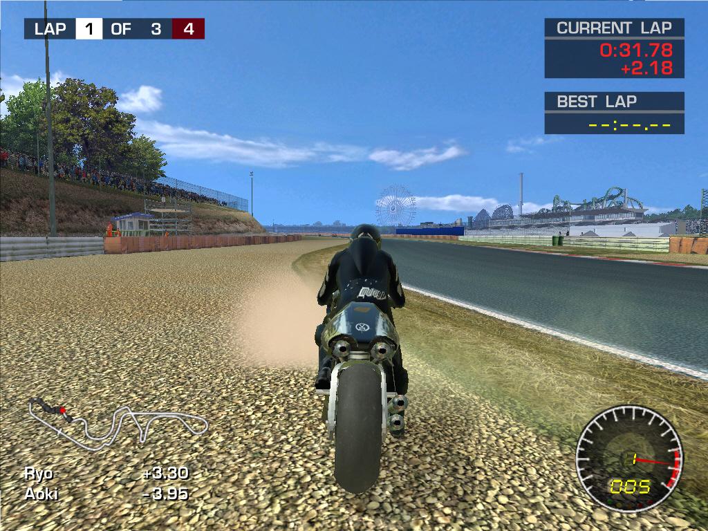 Moto GP 2 ~ Stuff Priest...