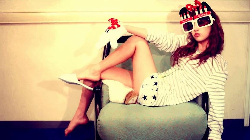 ミニーにコスプレした写真集の少女時代テヨン