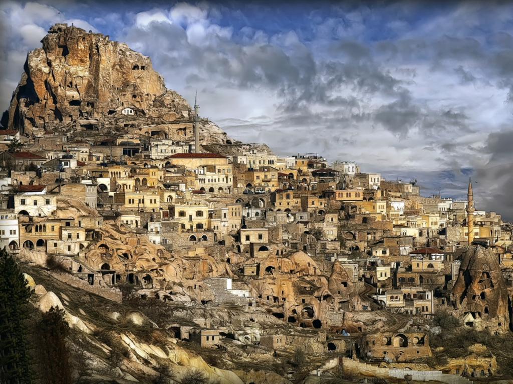 La Cappadoce Turkey