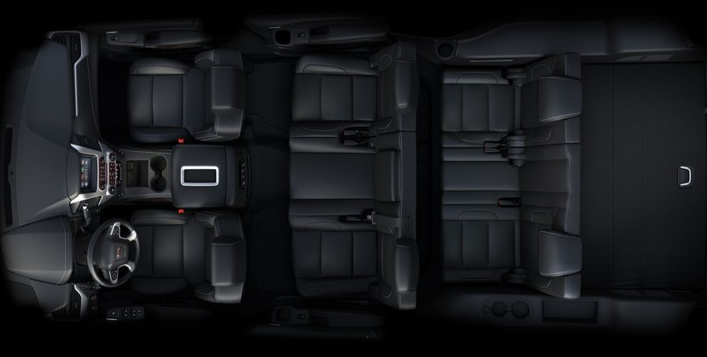 September 2013 us suv and crossover sales rankings top 90 best 2015 gmc yukon xl interior sciox Image collections