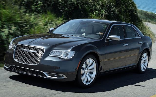 Novo Chrysler 300C 2015
