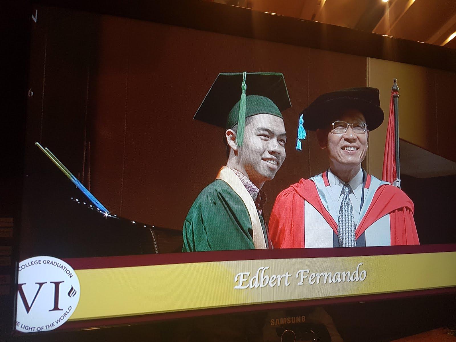 Edbert Fernando & James Riady