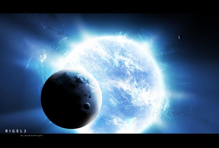 Mi sistema, mi planeta...