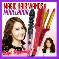 MAGIC HAIR MODELADOR WANDS