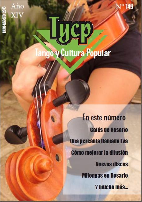 Tango y Cultura Popular N° 149