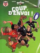 Le Rugby en Rouge & Noir, T.1