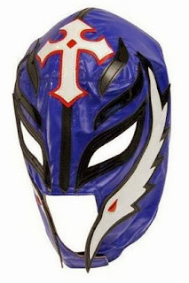 Mexican wrestling masks