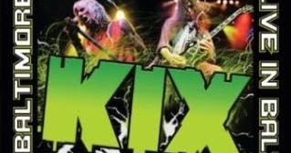 """Kix - """"Live in Baltimore"""" CD Review (Frontiers Records) ~ BrooklynRocks: NYC Music Blog"""