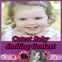 Cutest Baby Smiling Contest - 1/7/2011
