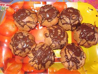 muffin ricotta e cioccolato per la merenda