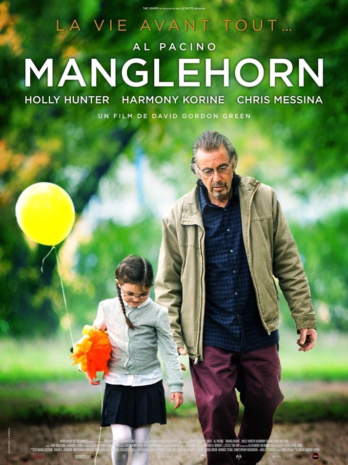 Póster: Manglehorn