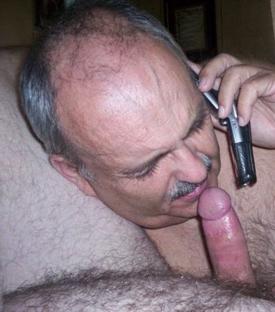 daddy on the phone