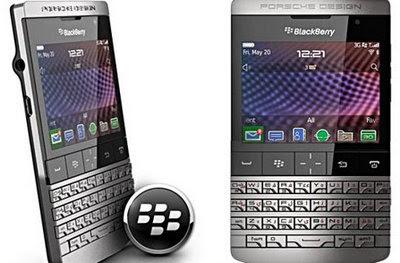 Harga dan Spesifikasi BlackBerry Porsche