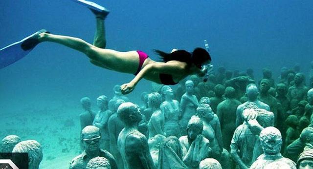 Βυθισμένες πολιτείες: 9+1 μυστηριώδεις υποβρύχιες ανακαλύψεις που δεν έχουν εξηγηθεί μέχρι σήμερα