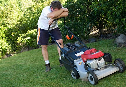 When to Mow Your Lawn - Lawn Experts - Keeping a Healthy Lawn at