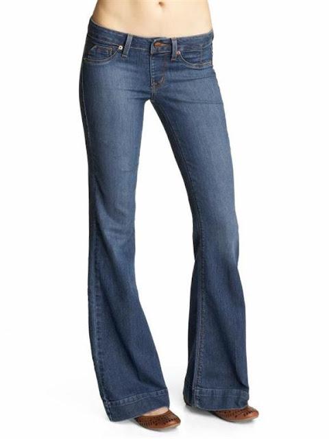 Women Jeans Bell bottoms
