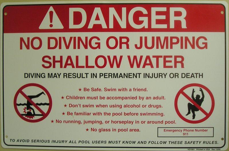 Fordham gsas grad life december 2012 - Swimming pool diving board regulations ...