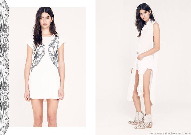 Ropa de moda verano 2016 Ossira.