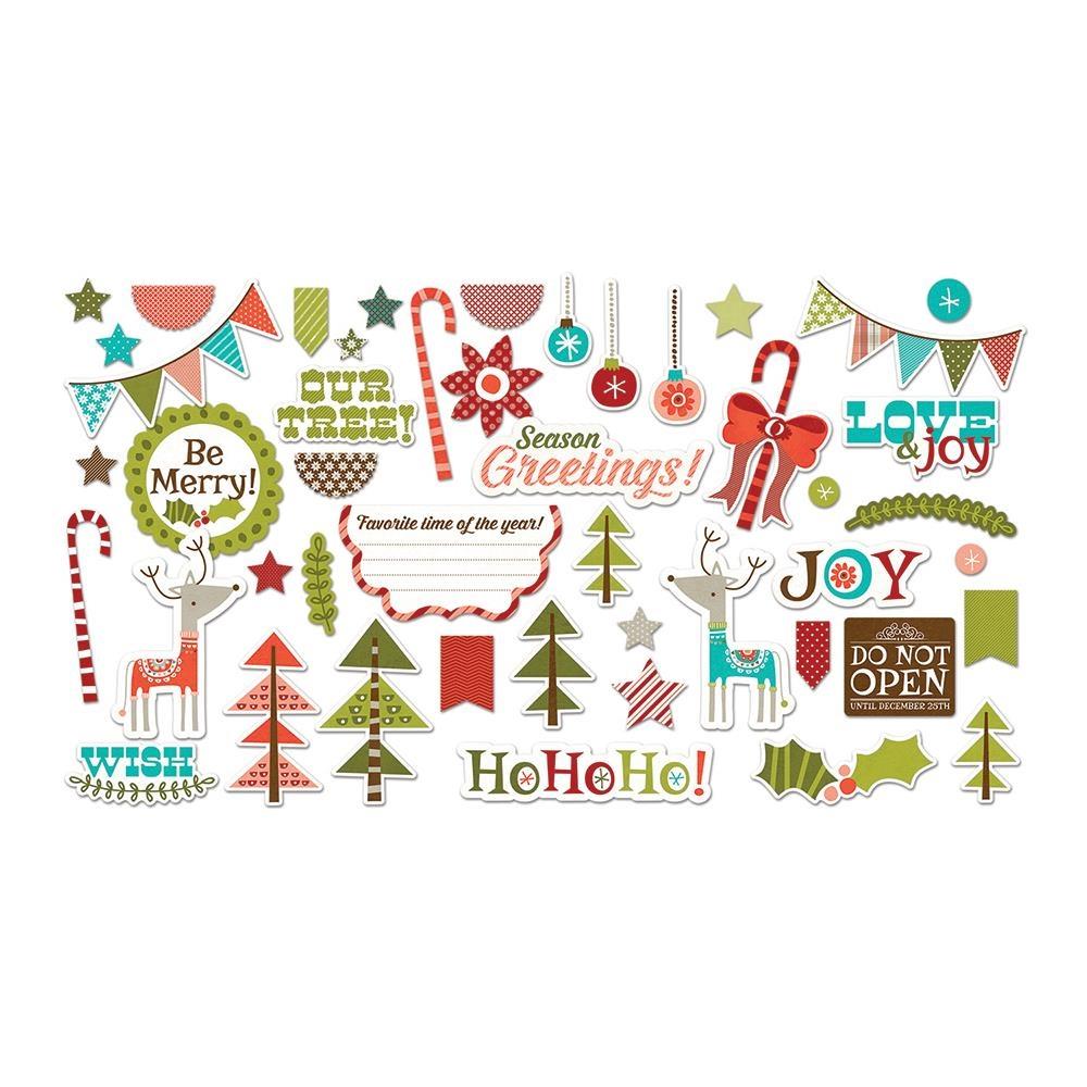 Конфетка, подарок, Новый год, своими руками, скрапбукинг,
