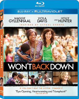 "Blu-ray Review | ""Won't Back Down"""