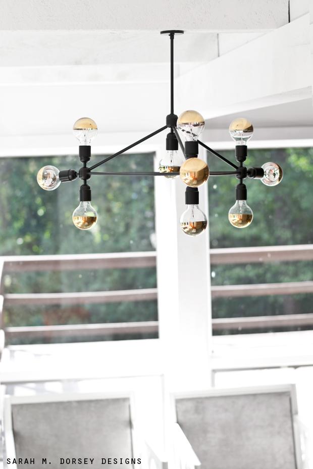 sarah m dorsey designs Chandelier for the Living Room – Dwr Chandelier