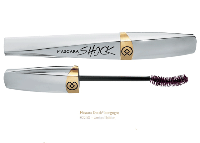 bellezza italiana - mascara shock collistar