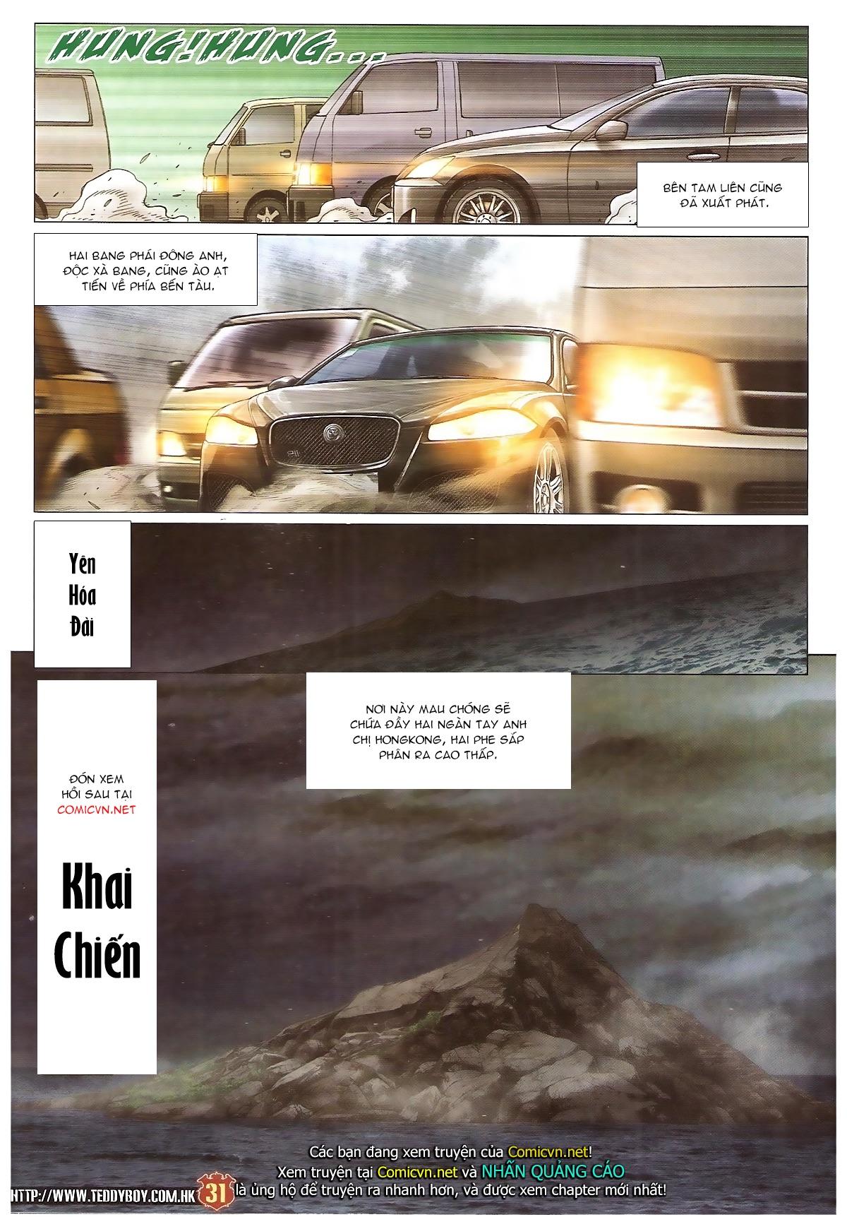Người Trong Giang Hồ Chap 1828 - Next Chap 1829