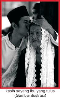 cerita nyata : kasih sayang ibu yang tulus