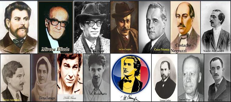 Los verdaderos autores de la poesía y prosa presentada en este blog