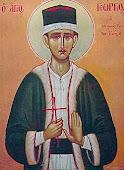 Άγιος νεομάρτυς Γεώργιος ο Κύπριος