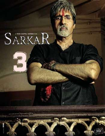 Sarkar 3 2017 Hindi 700MB HDCAM ×264 [Bootstrap]