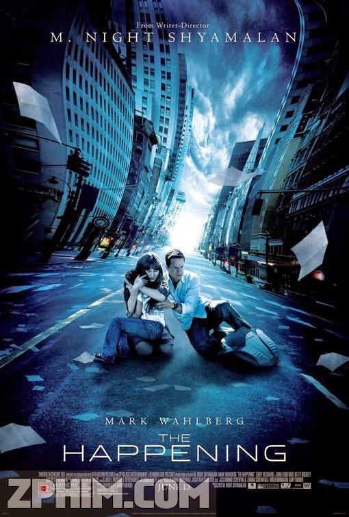Thảm Họa Toàn Cầu - The Happening (2008) Poster