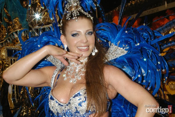 Muses of São Paulo Carnival (Sambadrome)