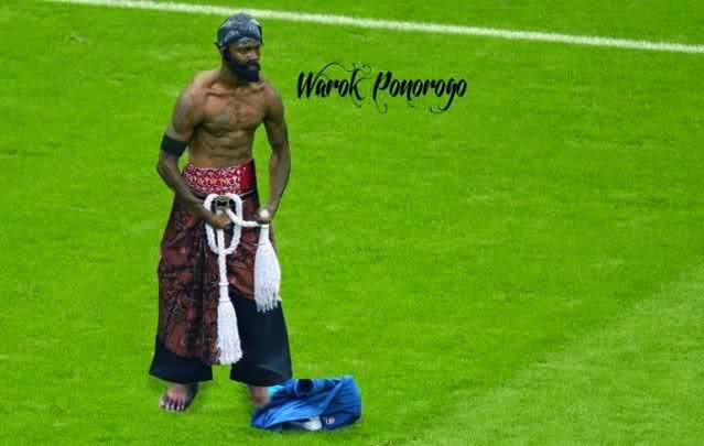 Mario Balotelli Warok Ponorogo