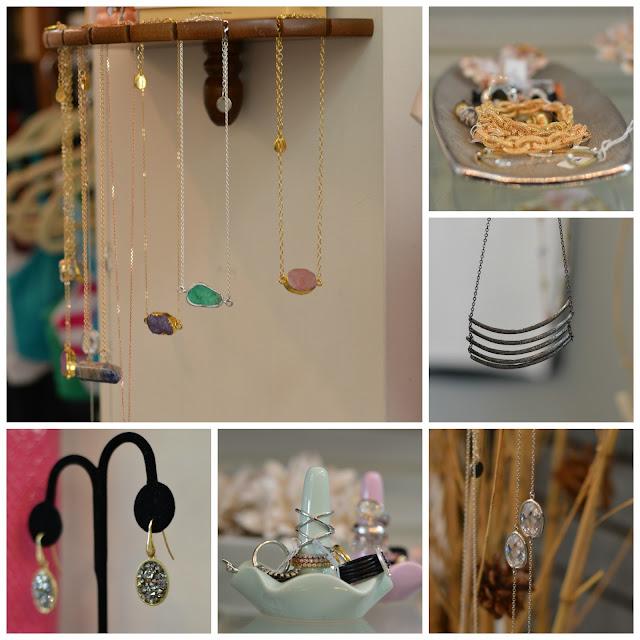 Gorgeous accessories at Ella Louvi