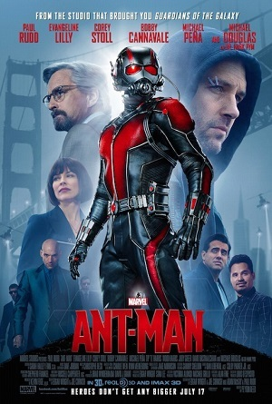 Homem-Formiga (Blu-Ray) Filmes Torrent Download completo