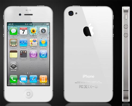 White iphone 4, hite iphone 4
