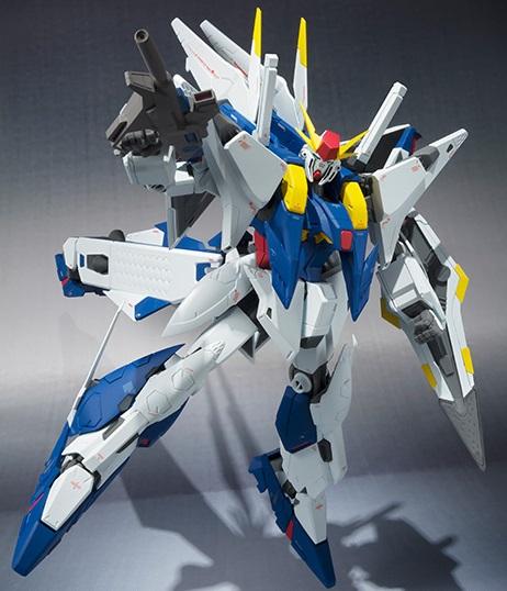 Robot Spirits (Side MS) Xi Gundam Missle Pod Equipment Marking Plus Version