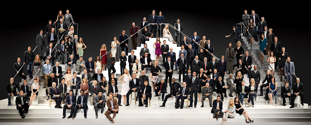 Paramount Pictures 100th Anniversary Photo