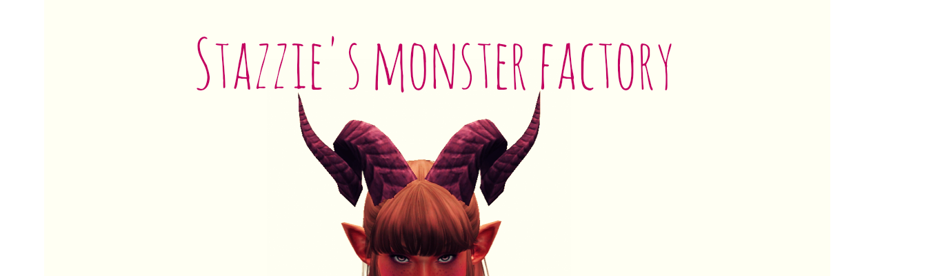 Stazzie´s Monster Factory