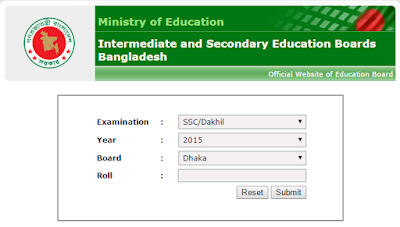 http://www.educationboardresults.gov.bd/regular/index.php