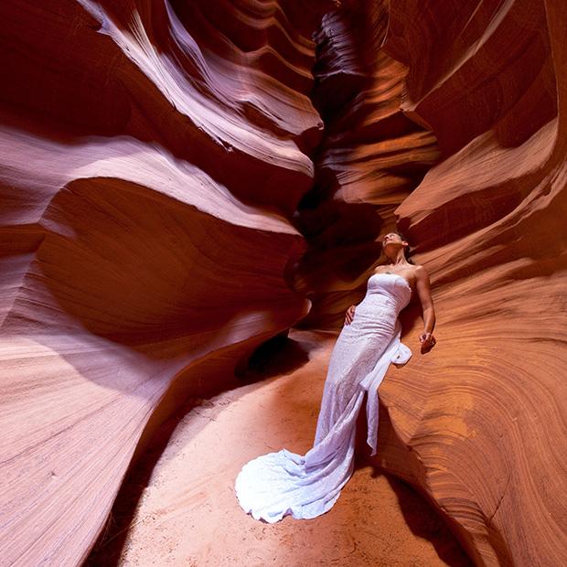 亞利桑那州羚羊峽谷(Antelope Canyon, Arizona)