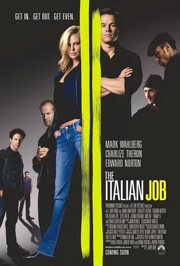 The Italian Job ปล้นซ้อนปล้น พลิกถนนล่า - ดูหนังใหม่,หนัง HD,ดูหนังออนไลน์,หนังมาสเตอร์