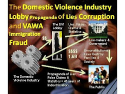 Feminist Domestic Violence Industry Propaganda Lies Destroy Society