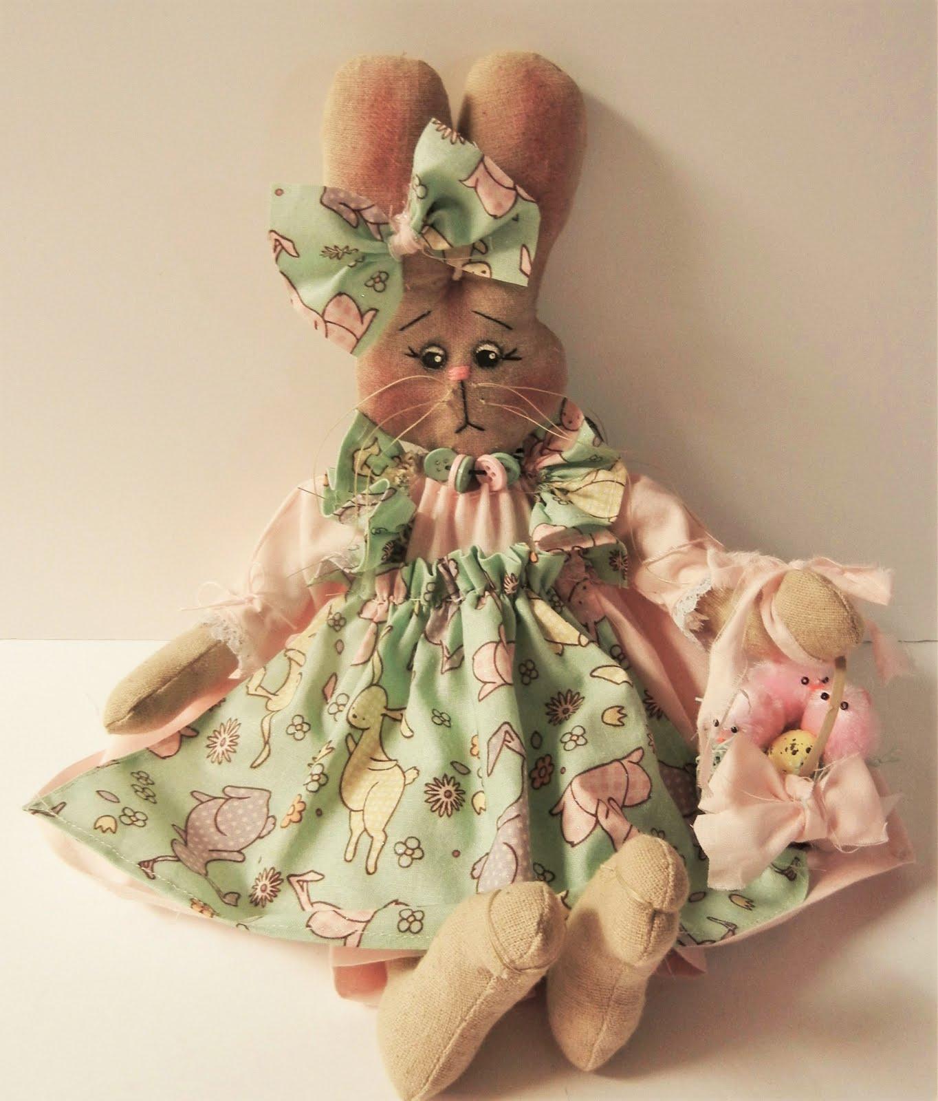 Girl Bunny 2017