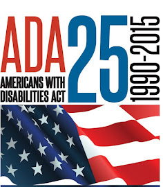 July 26th, 2015 is the 25th Anniversary of the Americans with Disabilities Act