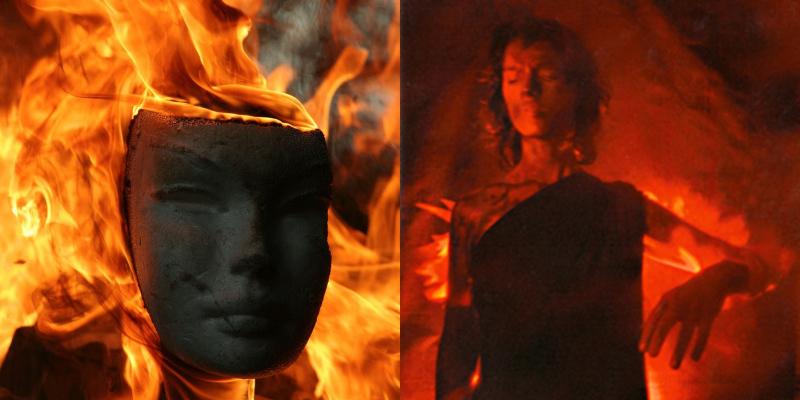 Helvedes flammer, skærsilden