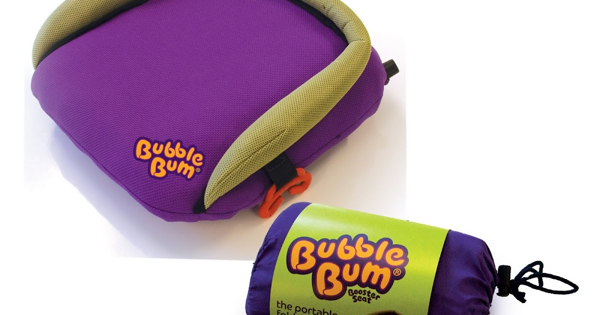 Bubblebum Booster Car Seat Review