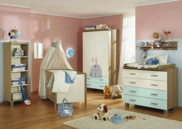 Cozy Baby Room Ideas