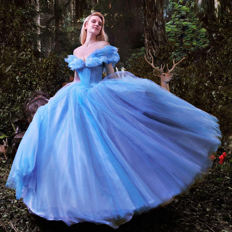 Shall We Choose Cinderella as Wedding Gowns ?   BRIDAL AND WEDDING ...